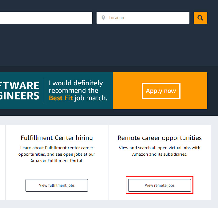 amazon work from home data entry jobs amazon jobs view remote jobs