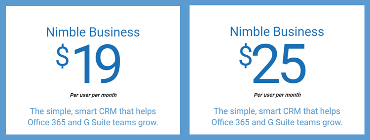 nimble crm review inexpensive platform with a whole lot of efficient tools pricing