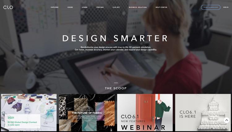 7 best fashion design software clo3d