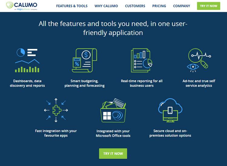 best ad hoc reporting analysis tools calumo