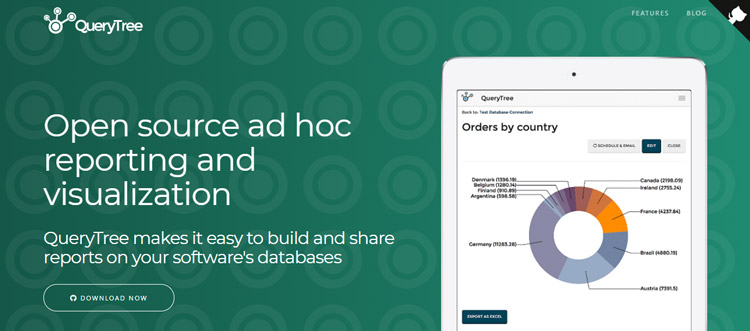 best ad hoc reporting analysis tools querytree