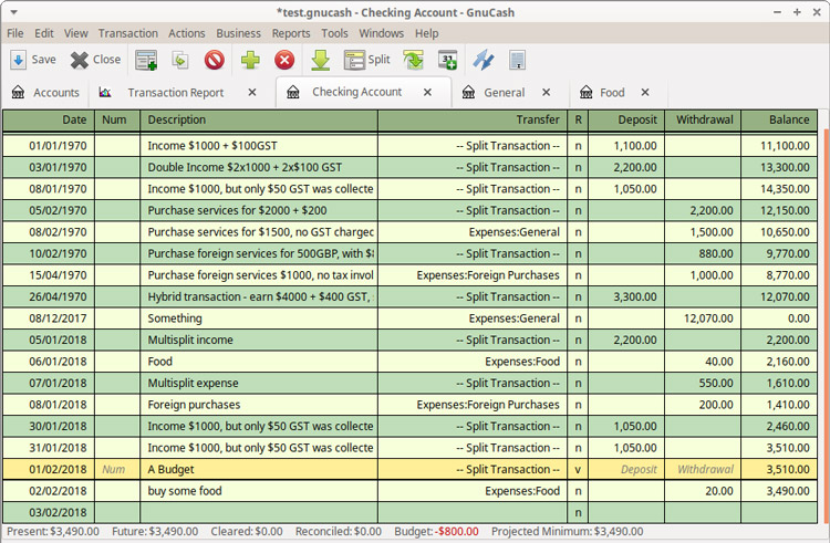best open source accounting software for small businesses gnucash