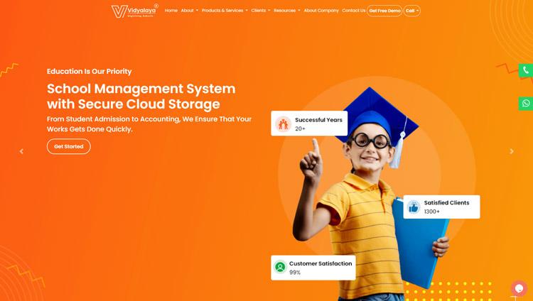 best school information management system sims software vidyalayaschoolsoftware