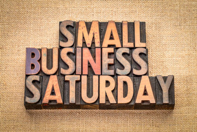 what is small business saturday small business saturday signage